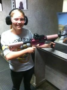 Kristen 13th birthday 1