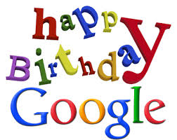 Happy Birthday, Google!
