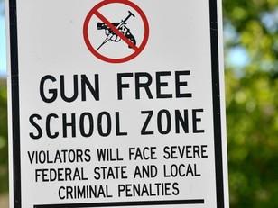 Gund Free school zone