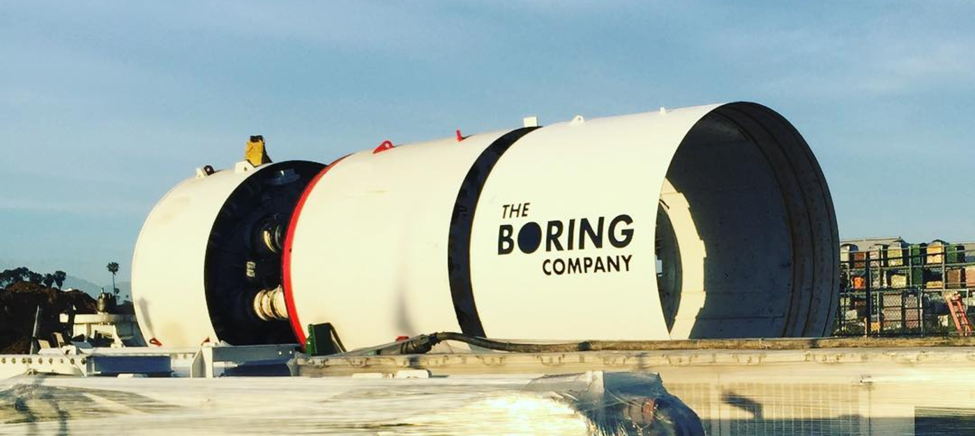 Elon's Expensive, Boring Hole in the Ground