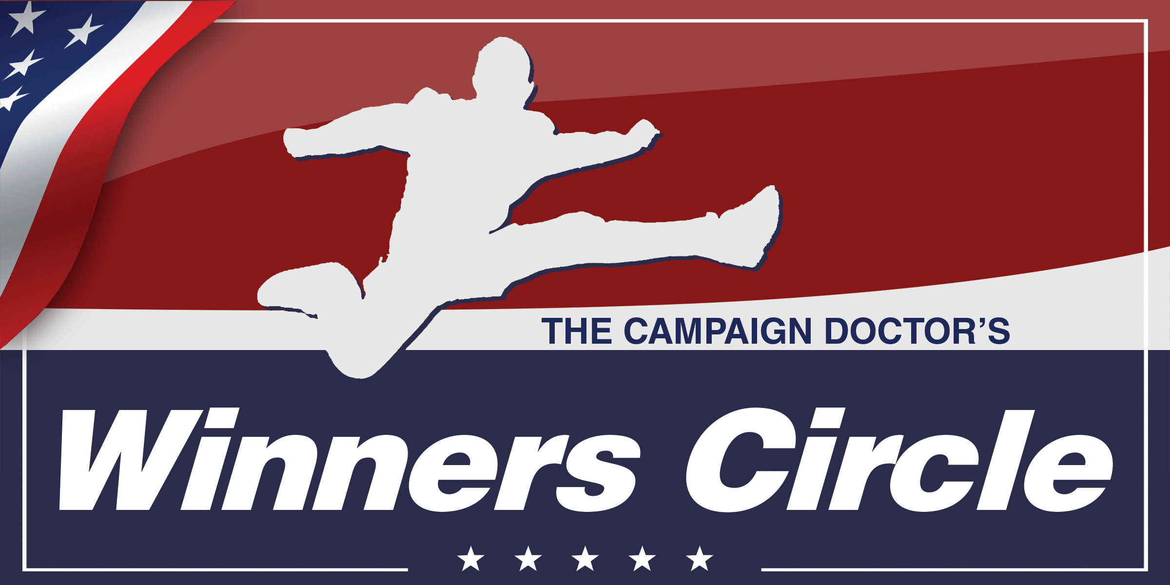 Winners Circle banner