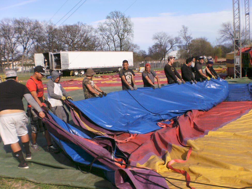 Clark GOP Circus Act Finally Folds Up Its Tent